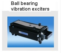 Ball bearing vibration exciters